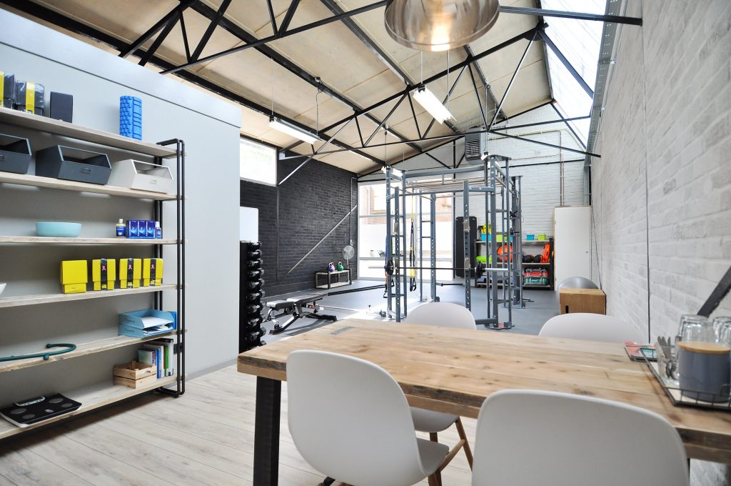 MM Personal Training Studio ruimte